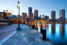 Boston in Massachusetts