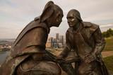 Pittsburgh George Washington Statue