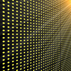 Abstract dots pattern background