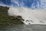 Colors and Power of Niagara Falls, Canada