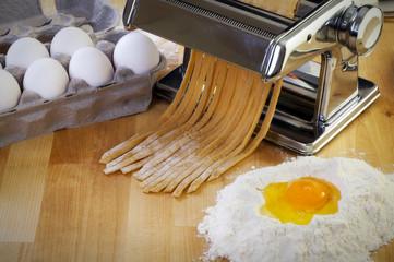 Making Delicious Pasta