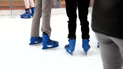 pattinaggio su ghiaccio