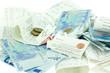 tickets de caisse et argent