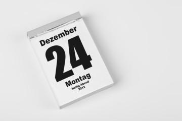 24 Dezember 2012