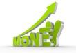 money arrow