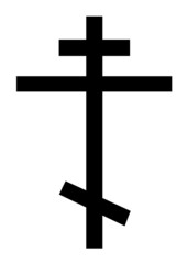 Orthodox Christian cross