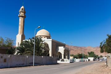 Mosque in Dahab