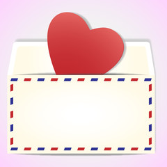 Greeting letter