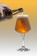 versare birra