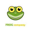Logo Frog Company # Vector