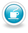 "Light Blue Icon ""Coffee Shop"""