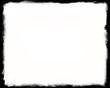 Leinwanddruck Bild - Unique Black and White border