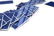 Anhäufung von Solarpanelen 2