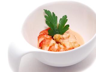 appetizer prawn