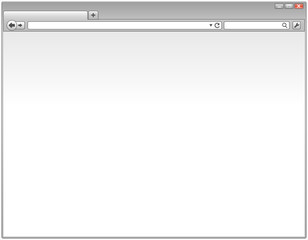 Web browser window