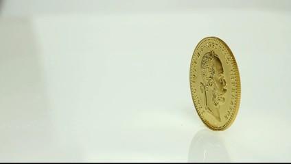 1-fach Golddukat mit Kaiser Franz Joseph I.