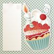 Dolcetto di compleanno - Birthday Cupcake