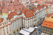 Buildings from Prague, Czech Republic