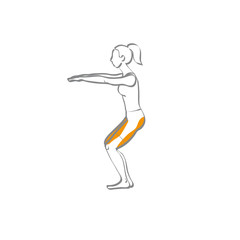 Fitness: Beine