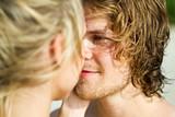 Fototapety kiss