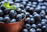 Fototapeta jagody - przeciwutleniacz - Owoc