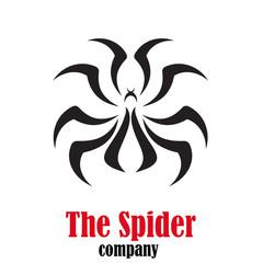Logo Spider company # Vector