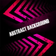 Abstract colored background with arrows