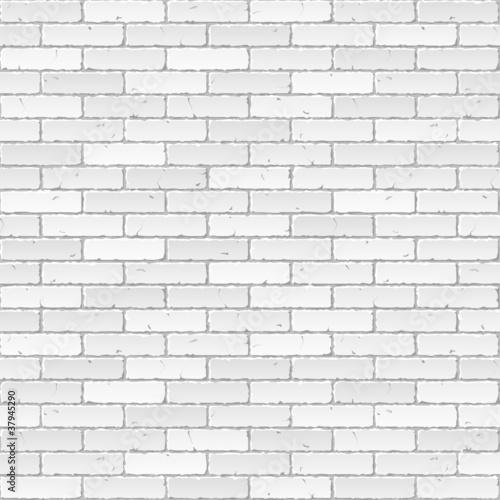 Biały mur
