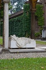 Ricci Oddi Modern Art Gallery. Piacenza. Emilia-Romagna. Italy.
