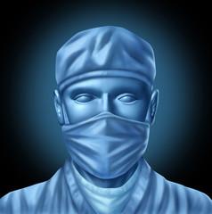 Medical Surgeon Doctor