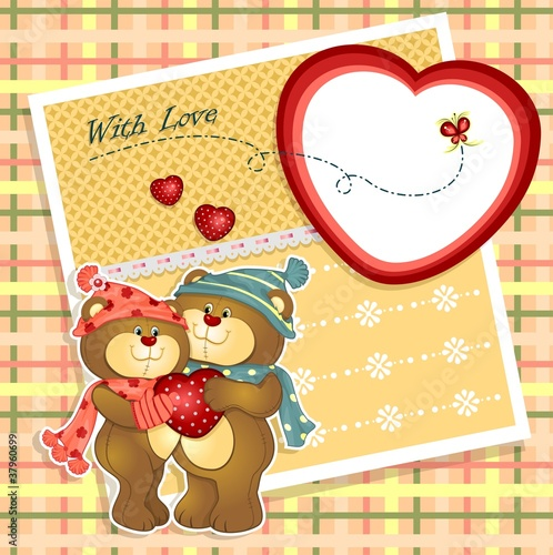 Teddy bears background pictures