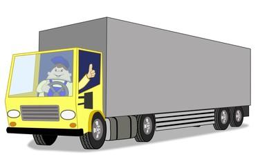 LKW - Fahrer
