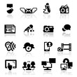 Comunication Icons set