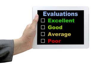 Performance Evaluation Audit Checklist