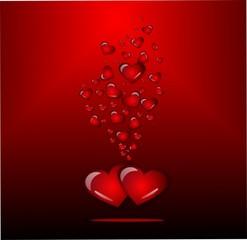 Soaring hearts 1