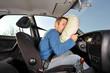 protection des personnes, dans un véhicule