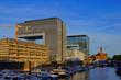 Moderne Bürogebäude im Rheinauhafen in Köln - 37979046