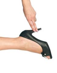 woman hand and leg