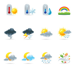 Web Icons - More Weather