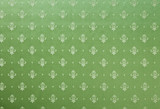 Heavy Brocade Fabric Background