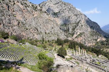 Teatro de Delfos (Grecia)