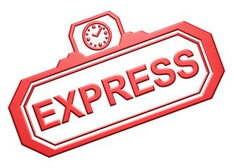 """Tampon """"Express"""""""
