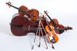 Leinwandbild Motiv Strings