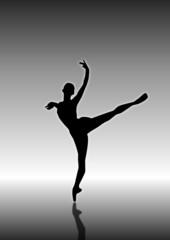 Classical ballet # Vector