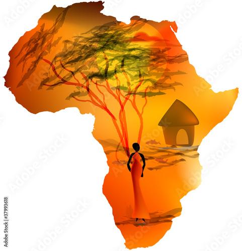 symbole Afrique