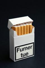santé - fumer tue
