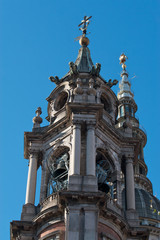 novara- Basilica di San Gaudenzio
