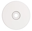 Leinwandbild Motiv Blank DVD