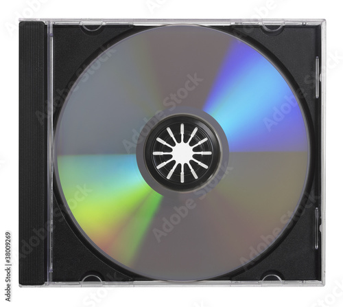 DVD in Jewel Case