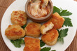 Nuggets de poulet - Fast Food